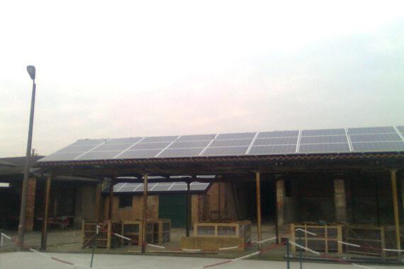 Zerbolo (PV) Potenza Installata 102 kWp