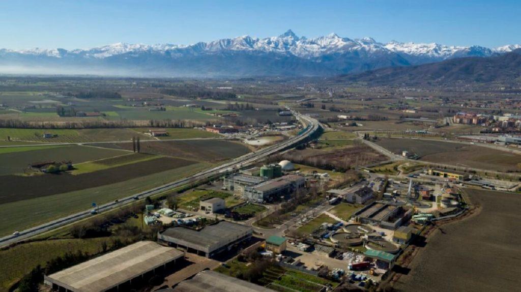 La comunità energetiche dell'area del Pinerolese.